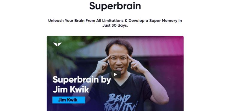 Jim Kwik's Superbrain Review