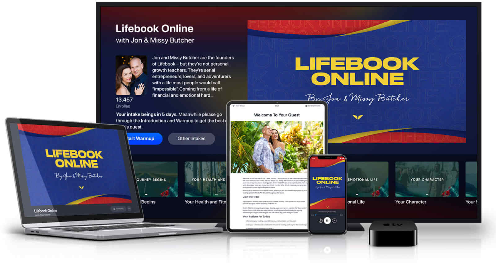 Mindvalley Lifebook online review