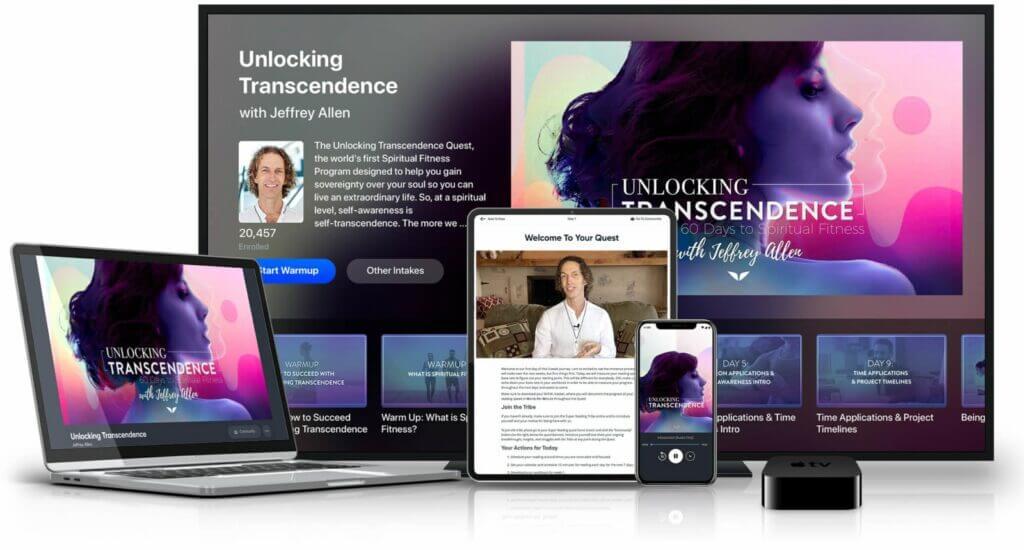 Mindvalley jeffrey allen review-Unlocking Transcendence