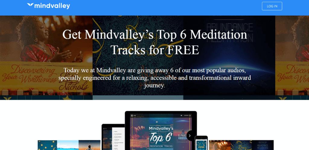Working of Mindvalley 6-phase meditation