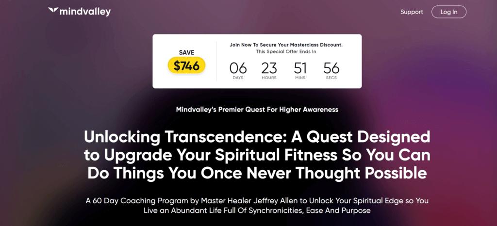 Unlocking-Transcendence-Pricing