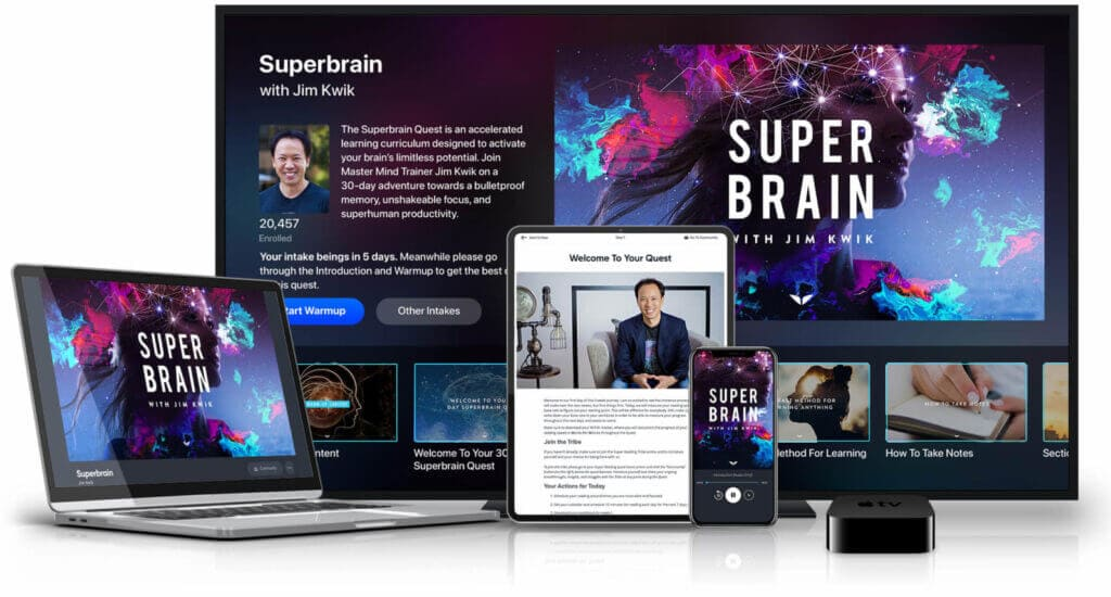 mindvalley superbrain course review