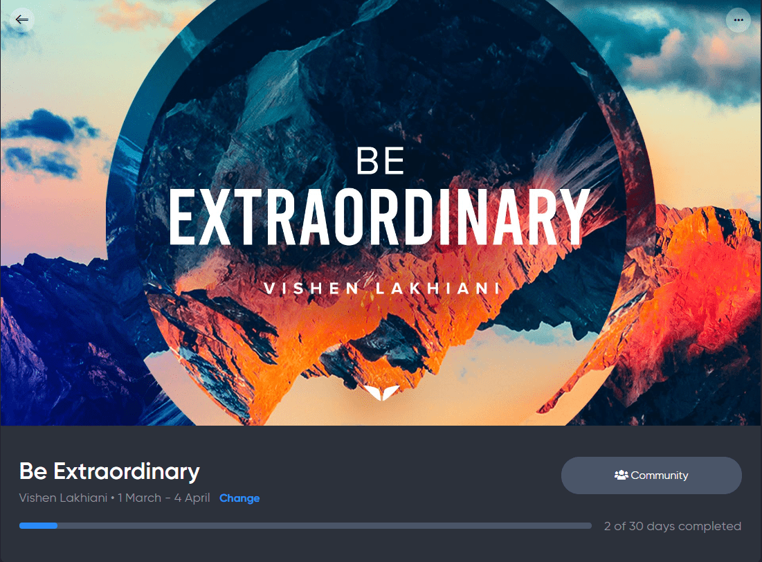 MindValley Be Extraordinary Review