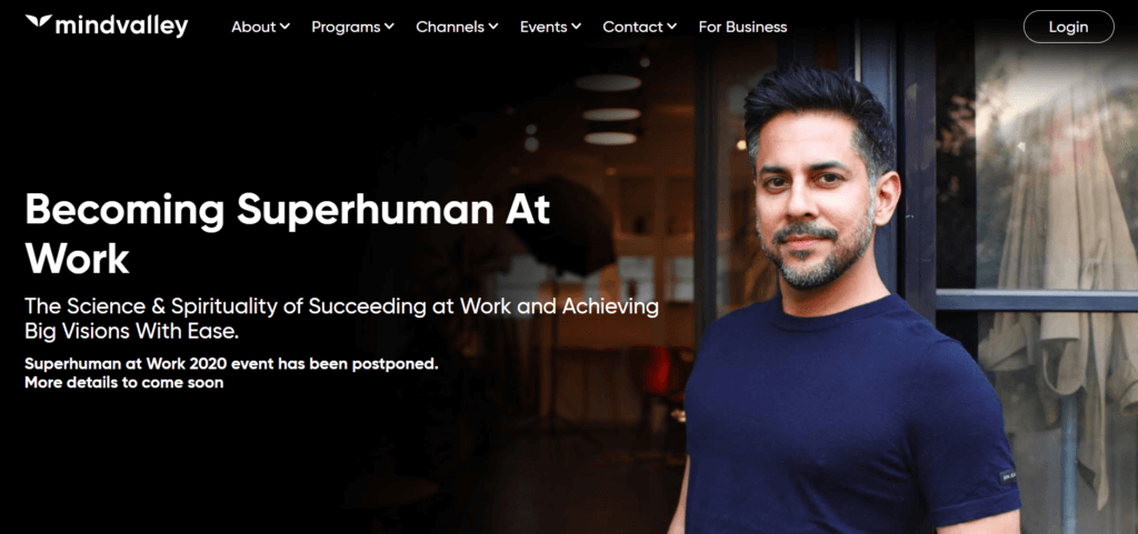 Superhumans With Mindvalley