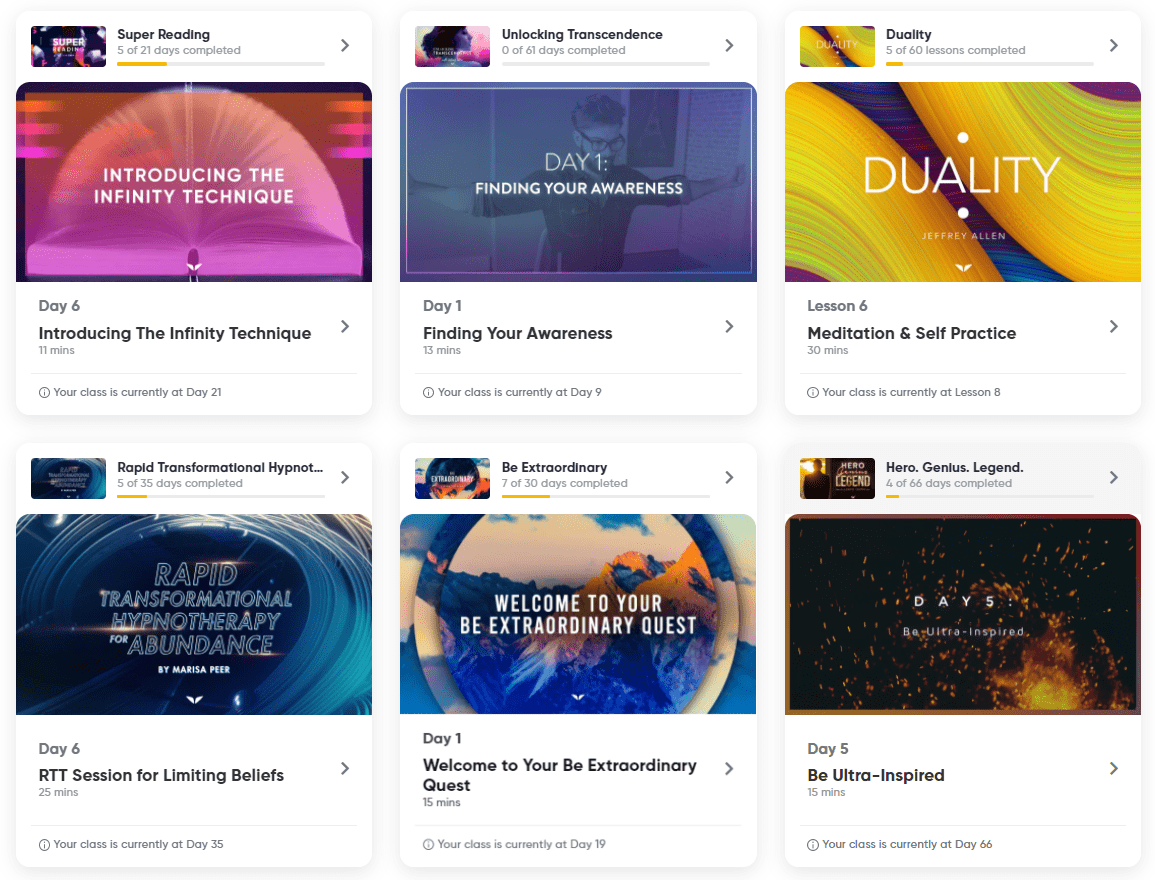 MindValley Courses