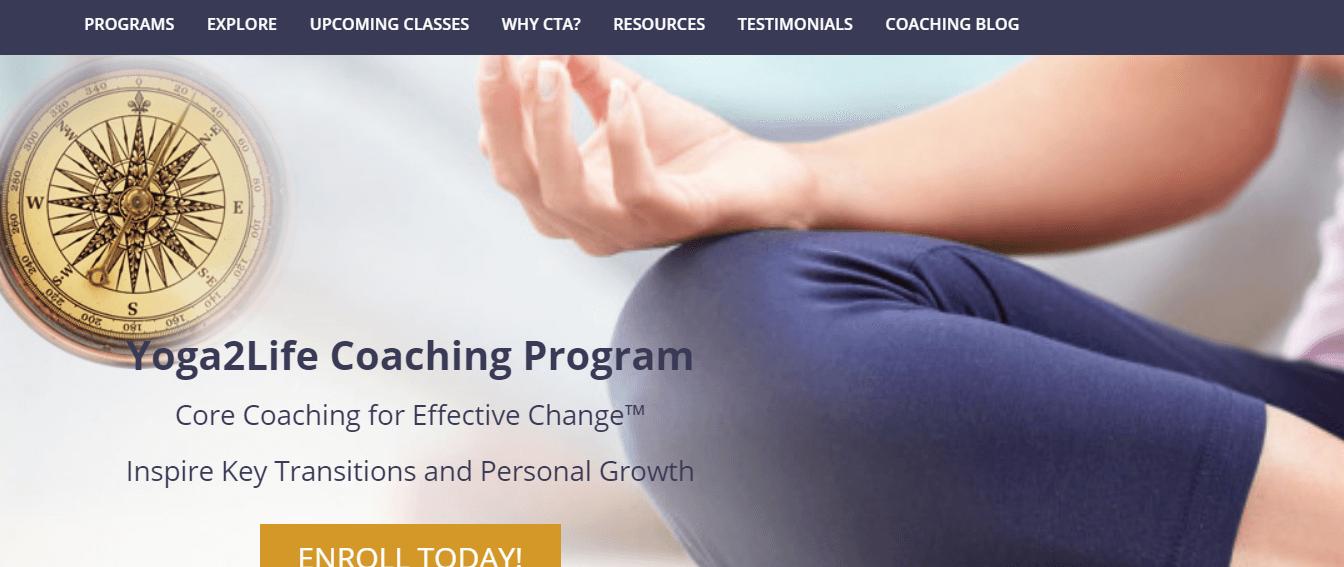 Coach Training Alliance - Yoga2Life