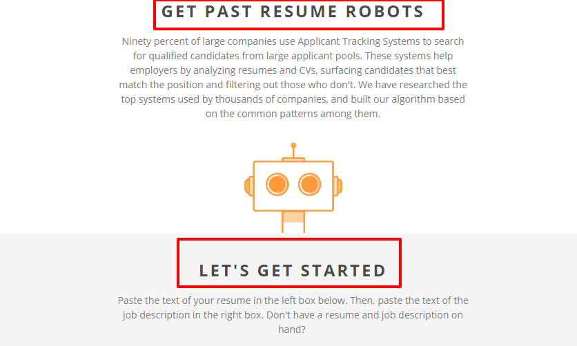 Get Started with Jobscan