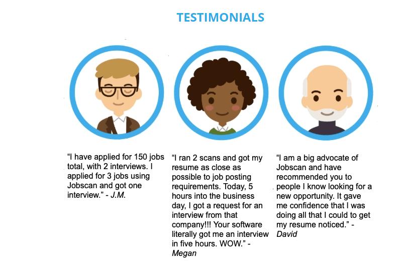 Jobscan-Review-Testimonials