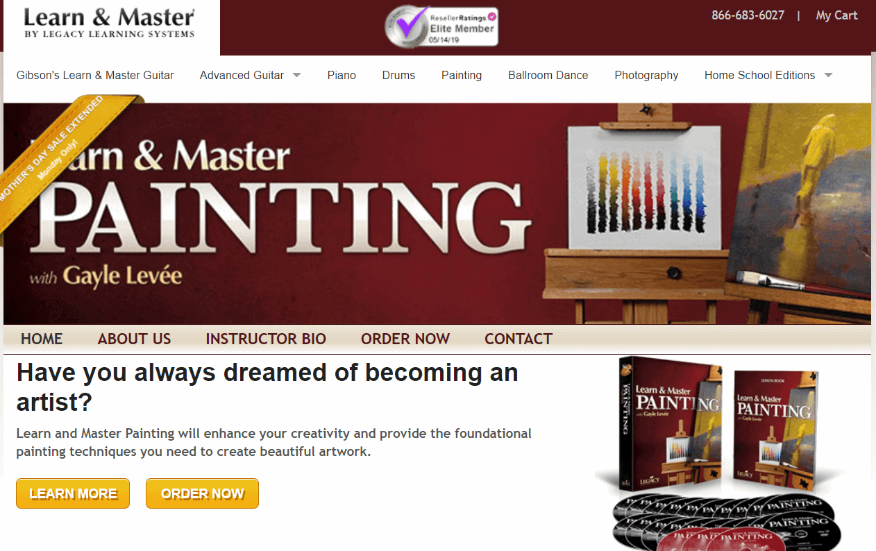 Learn-Master-Painting-Review