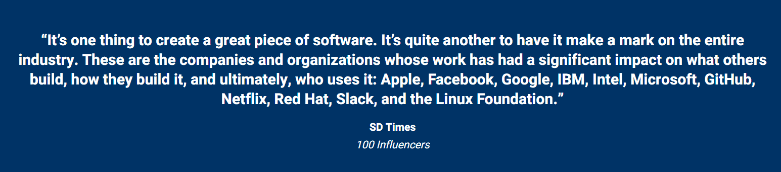 Linux Foundation Real User Reviews