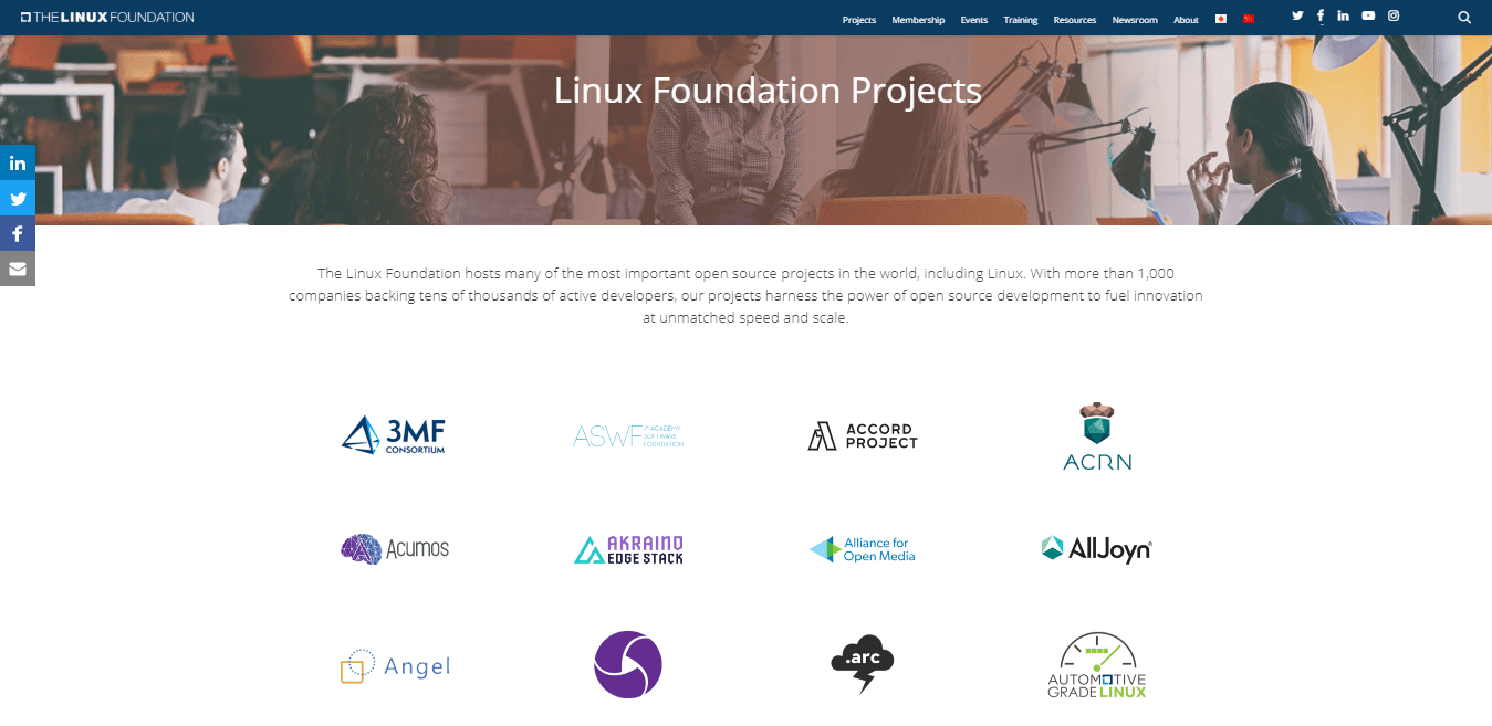 Linux-Foundation-Review-–-The-Linux-Foundation
