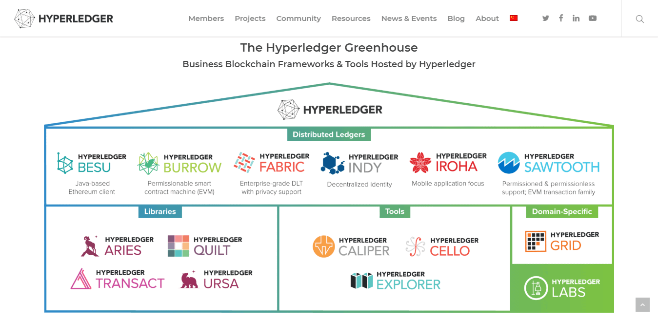 Linux-Foundation-Review-Hyperledger-greenhouse