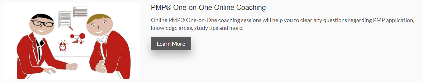 PMP One-on-One Online Coaching