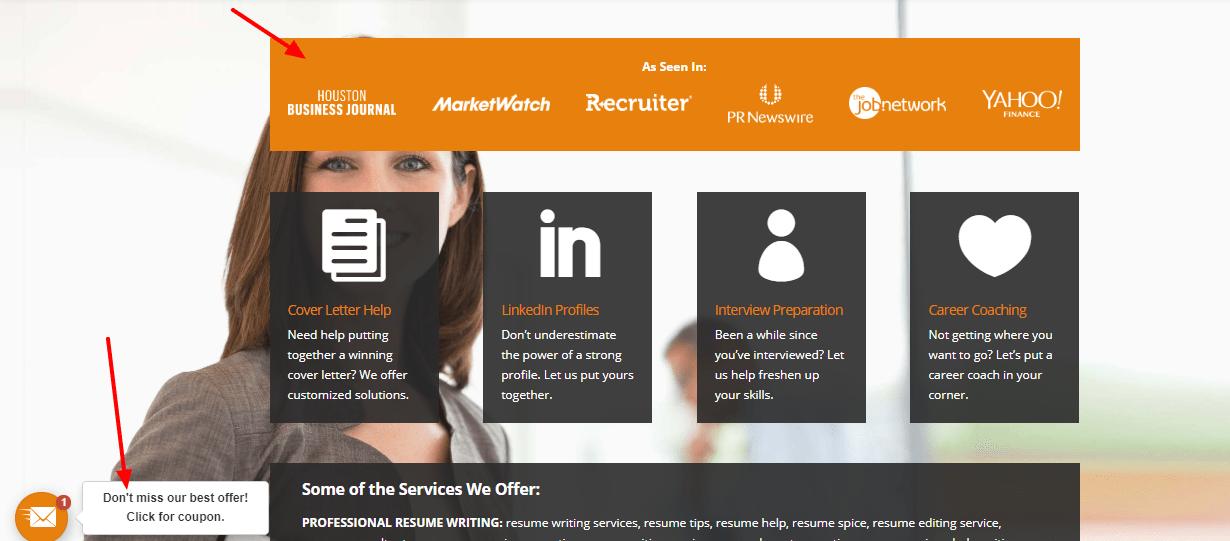 ResumeSpice Services