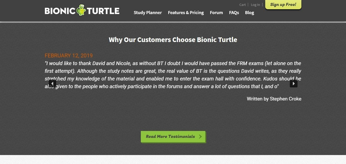 review-for-Bionic-turtle