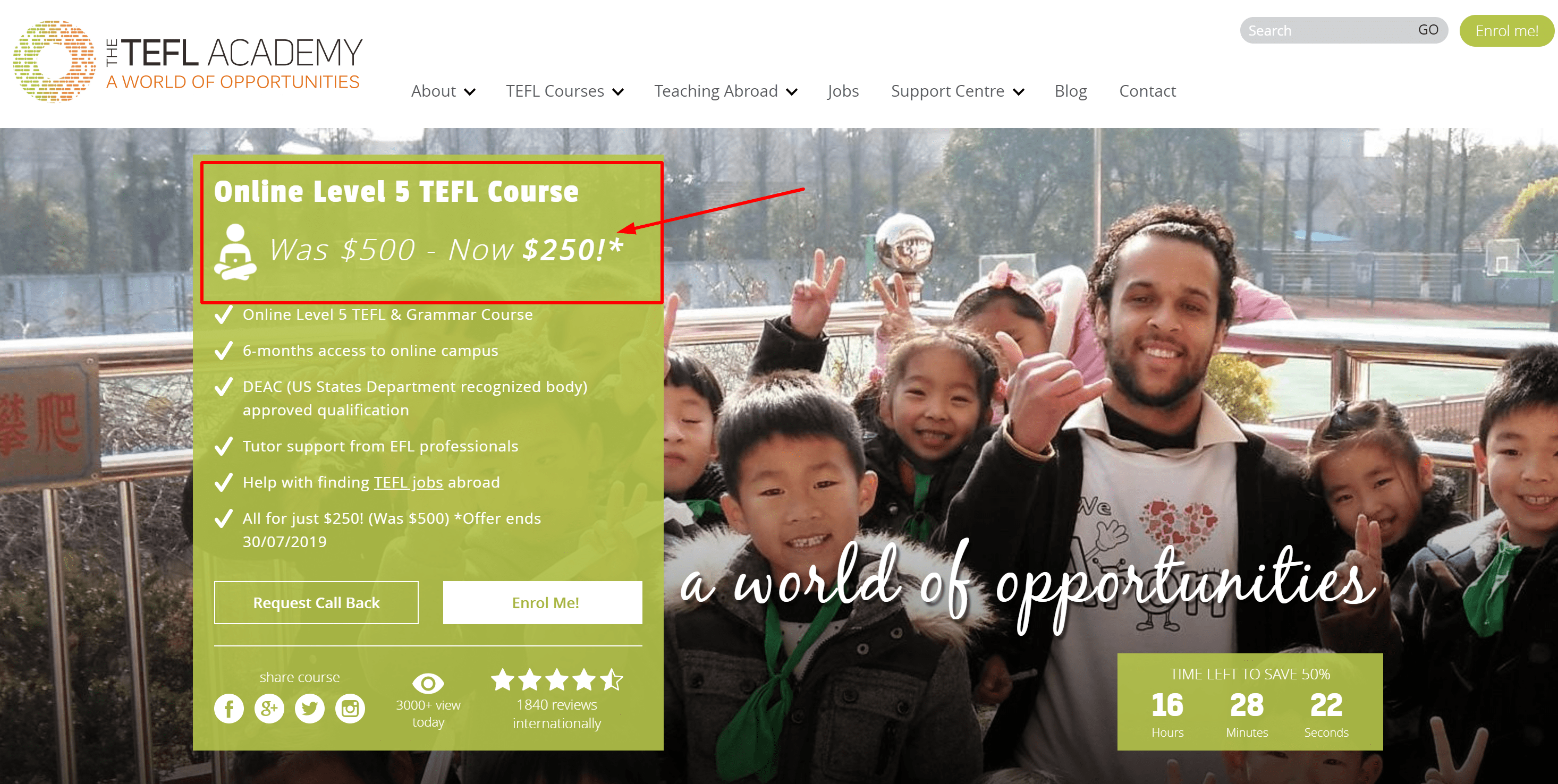 The TEFL Academy Review