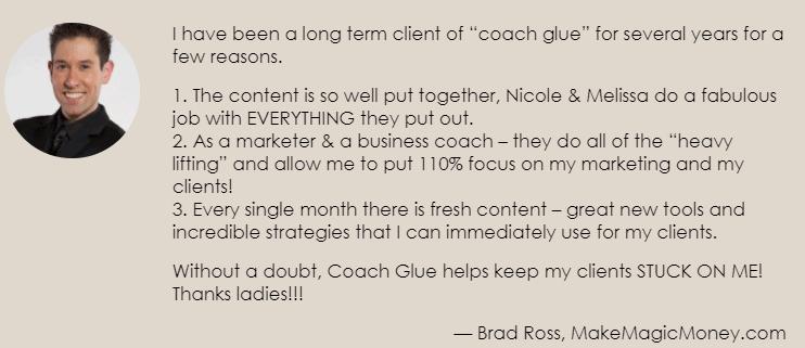 CoachGlue User Review 2