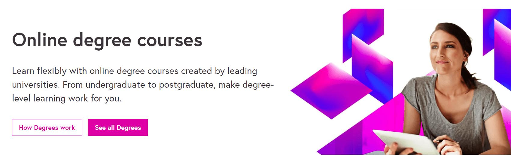 FutureLearn - Online degree courses