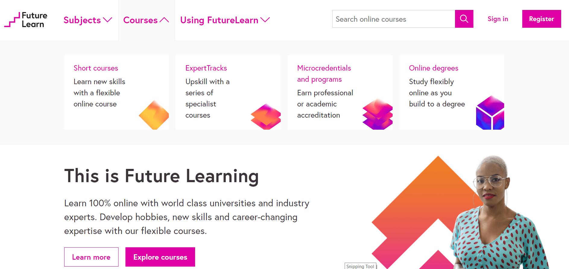 FutureLearn review