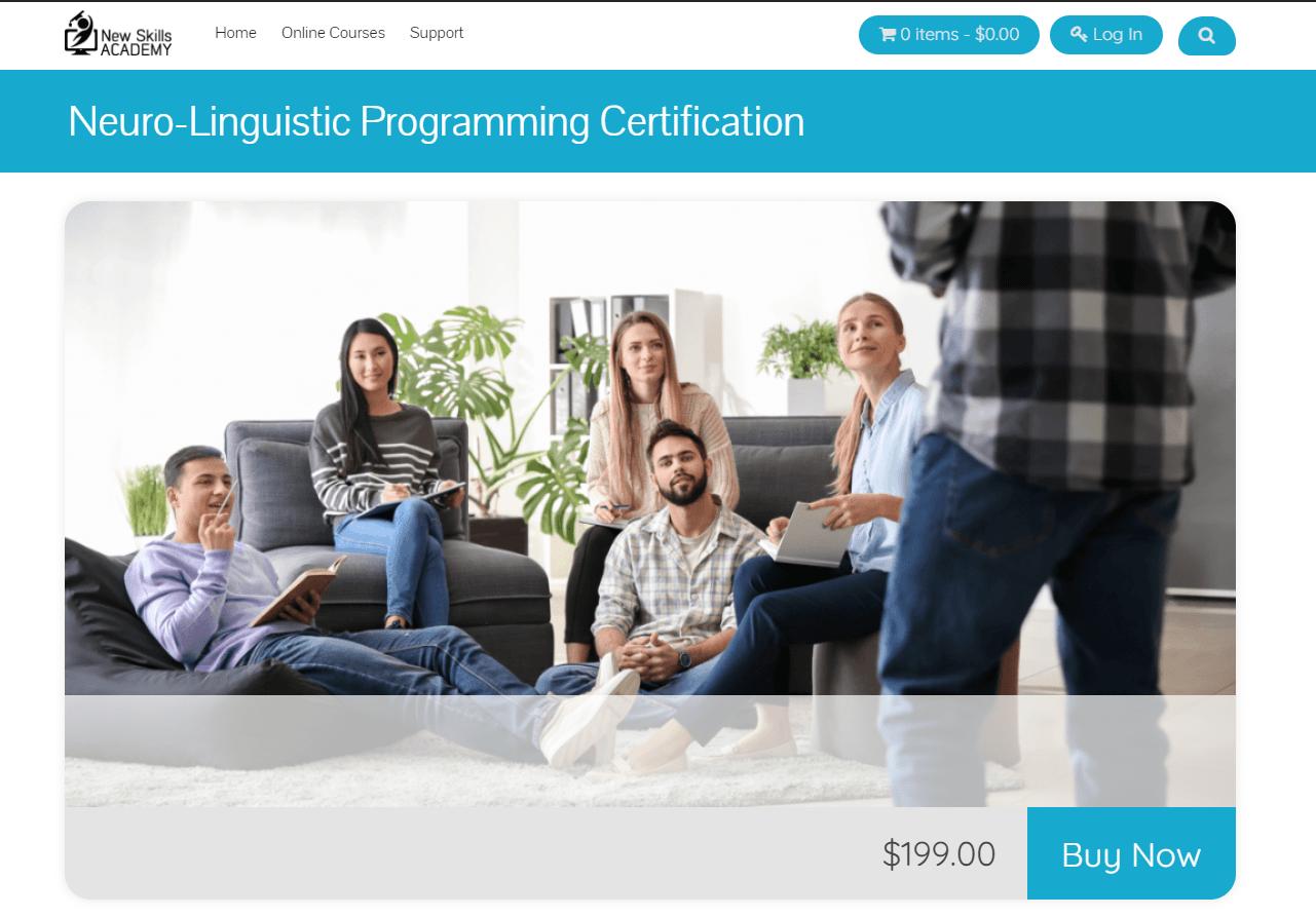 Best Best NLP Training Courses - Neuro-Linguistic Programming Certification