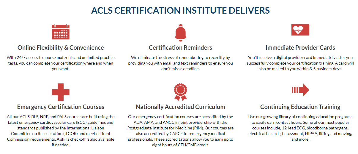 acls.com-review-features