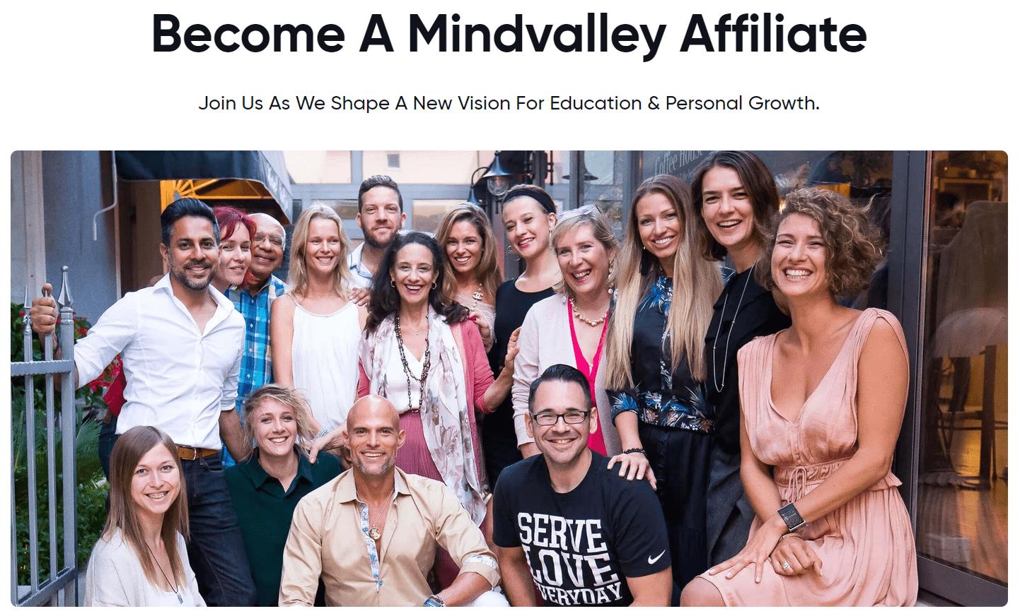 Mindvalley Affiliate